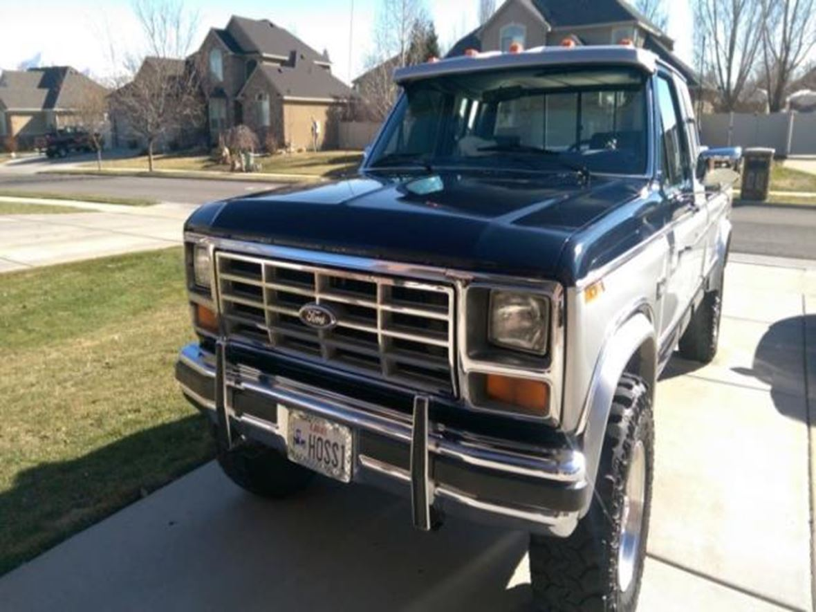 1984 ford f250 owners manual