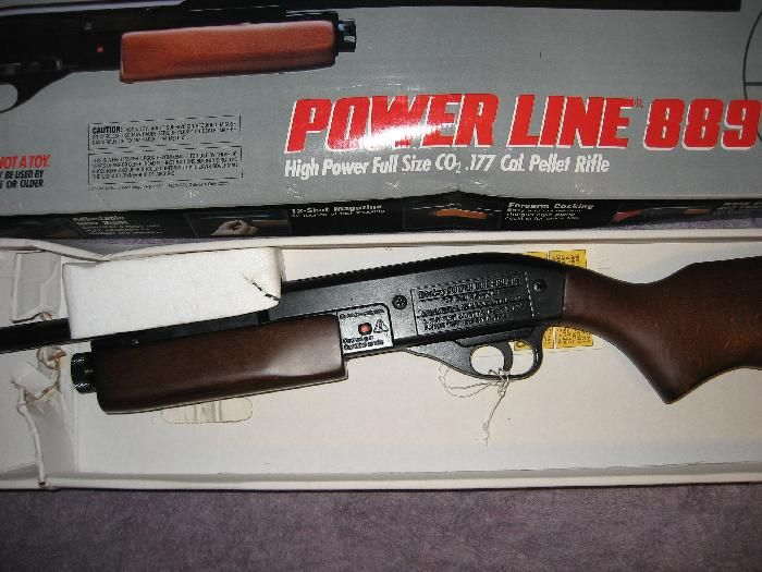 daisy powerline 35 owners manual