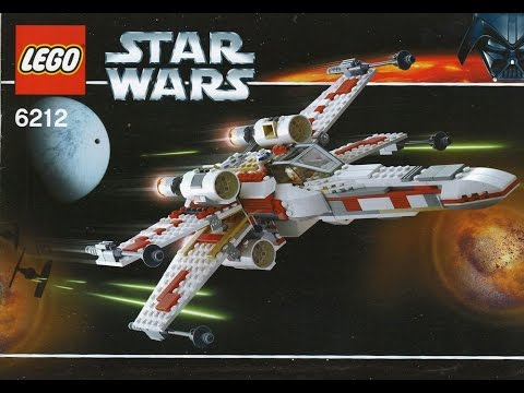 lego star wars 2 instruction manual