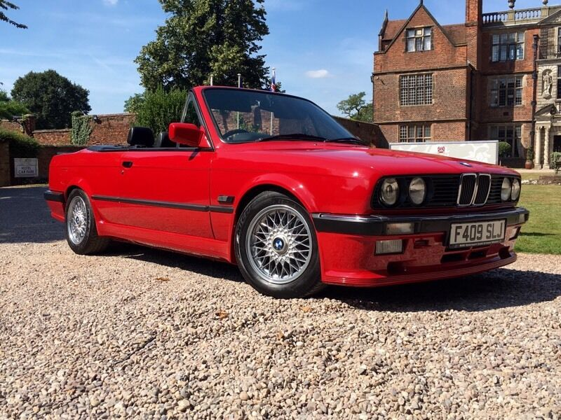 1988 bmw 325i convertible owners manual