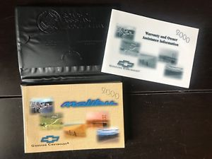 2000 chevy malibu owners manual free