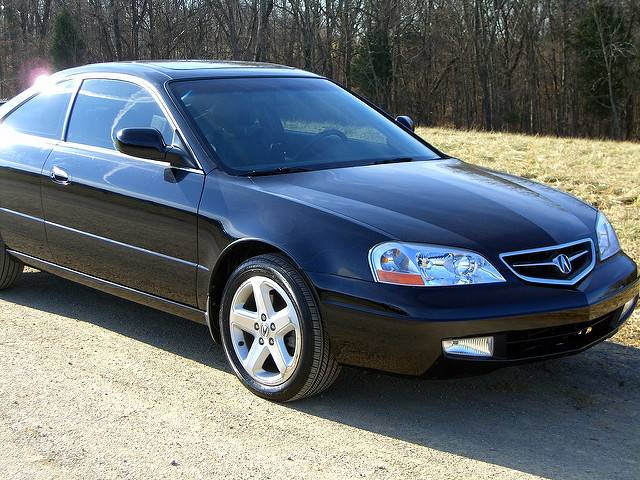 2001 acura cl type s owners manual