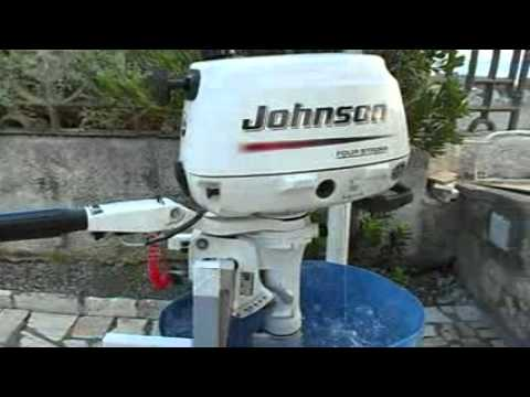 1984 johnson 8 hp outboard owners manual