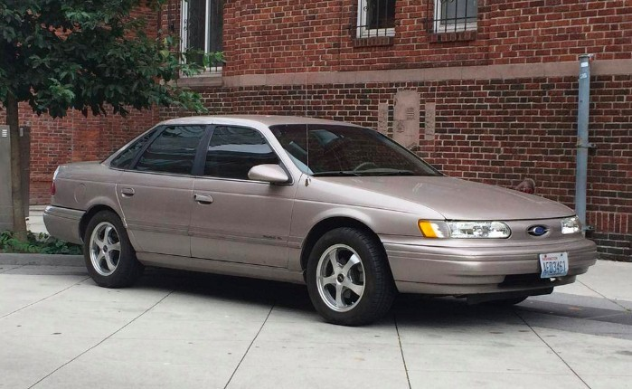 1994 ford taurus gl owners manual