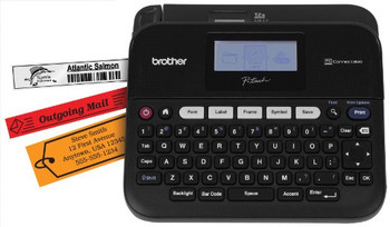 brother pt d400 user manual