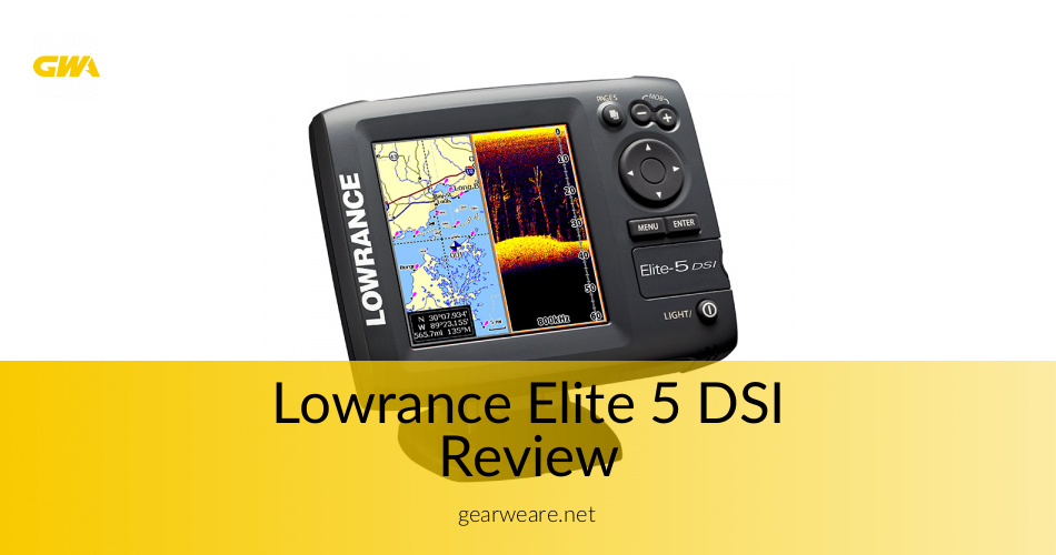 lowrance elite 4 dsi user manual