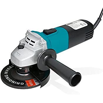 chicago electric 4 1 2 angle grinder manual