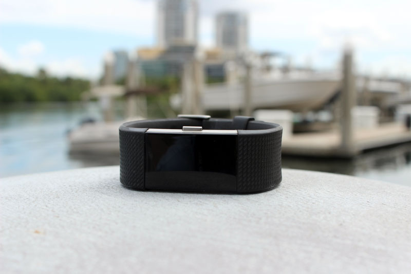 fitbit charge 2 manuals user guide setting the time
