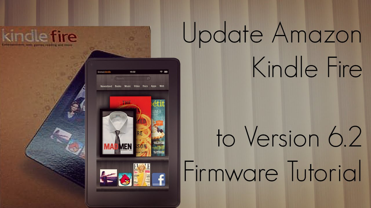 how to update kindle 2 manually