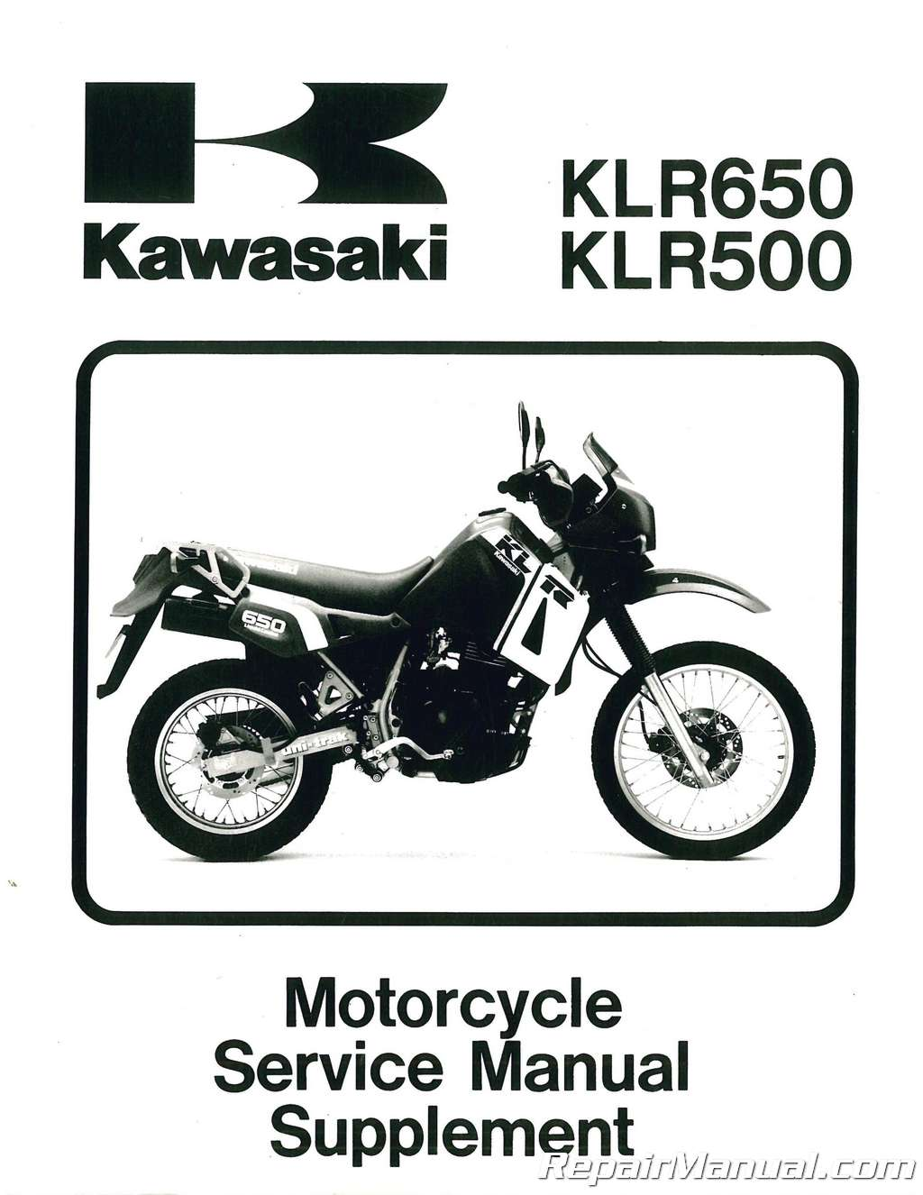 klr 650 factory service manual