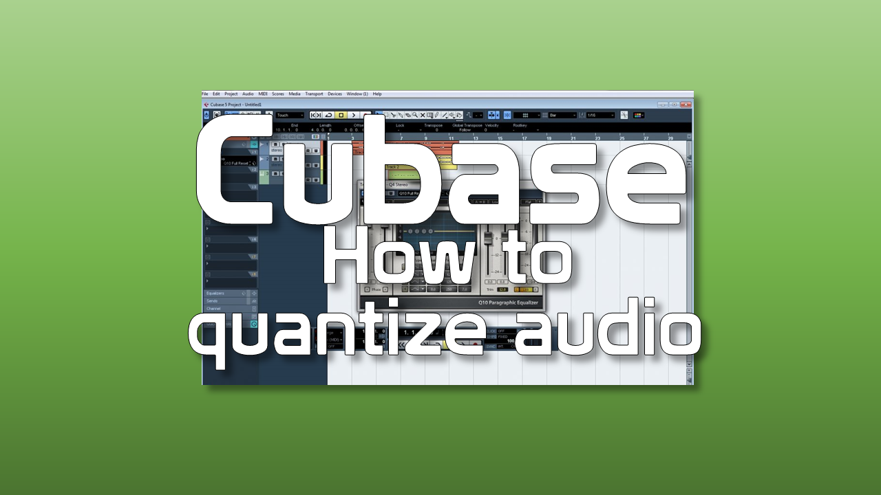 maschine 2 how to manually quantize notes